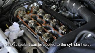 Astra Turbo - Rocker Cover Gasket Renewal
