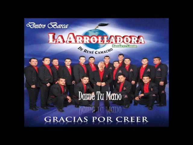 dame tu mano ( video oficial) la arrolladora Videos De Viajes