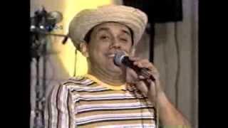 Emilio Lovera imita a Gualberto Ibarreto, Reynaldo Armas y Serenata Guayanesa.