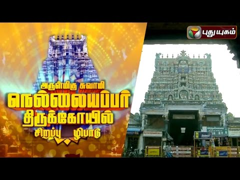 Nellaiappar Temple, Tirunelveli | Aalayangal Arputhangal | 14/04/2016 | Puthuyugam TV