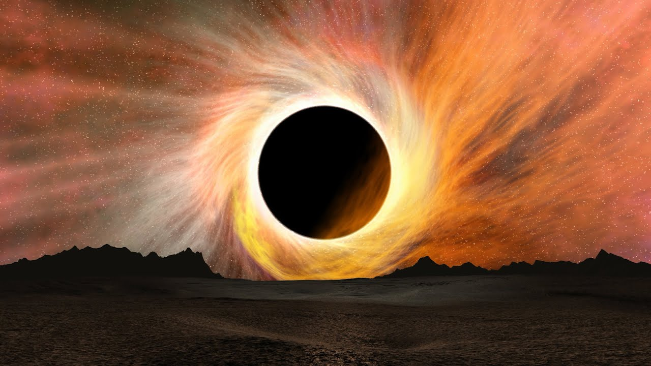 where does a black hole take you - photo #16