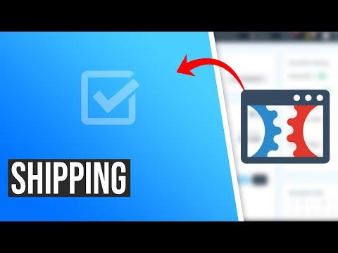 Shipping – ClickFunnels