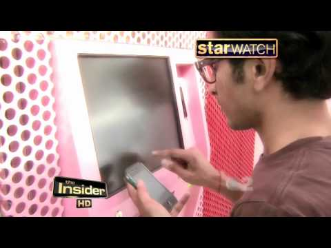 The Sprinkles Cupcake ATM on The Insider!