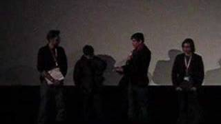 """Dream Boy"" Q&A at the Berlinale 2008 ***spoiler***"