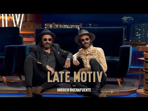 LATE MOTIV - Leiva Un rockero a corazón abierto  LateMotiv550