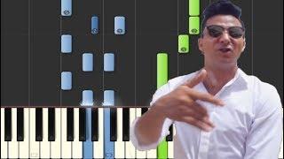 l'Algérino - Panama Piano Cover (Easy tutorial 2017)