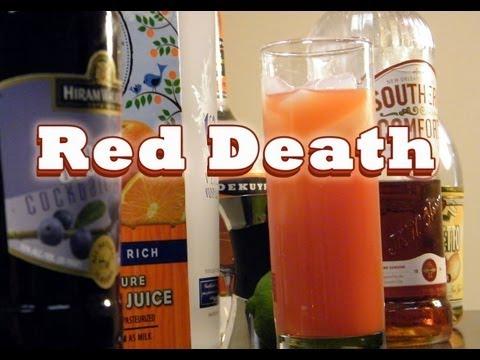 Red Death Drink Recipe - TheFNDC.com