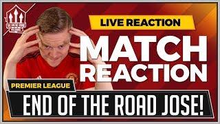 Goldbridge   Mourinho's Lost It! Manchester United 0-3 Tottenham
