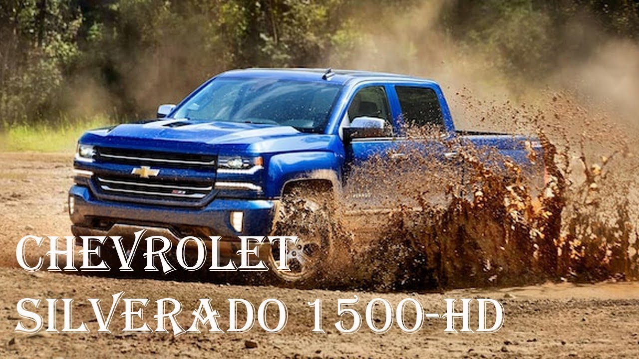 Chevrolet Silverado 1500 Hd 2500 3500 2017 Midnight Edition Full Review Autohighlights