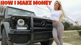 HOW I MAKE MONEY | Self-Made