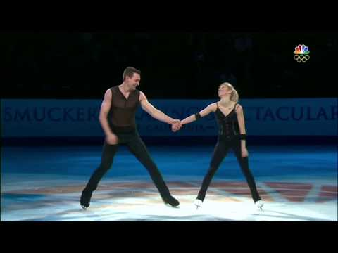 Alexa SCIMECA-KNIERIM & Chris KNIERIM - US Nationals 2018 - Gala Exhibition NBC
