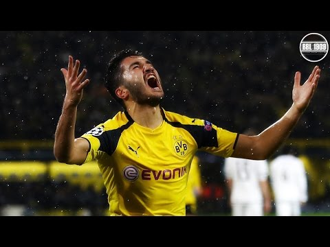 Nuri Şahin • The Fighter • Passes & Skills | 2016/17