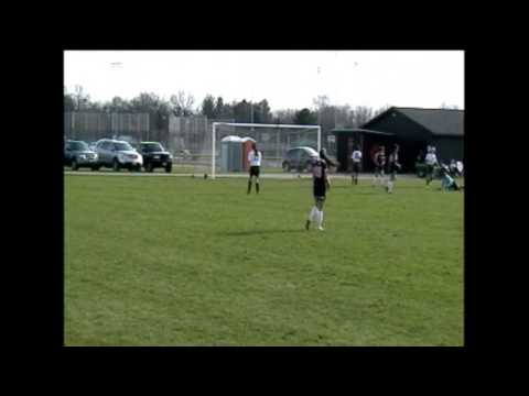 Theresa Weiss Goal Keeper North Boone High School