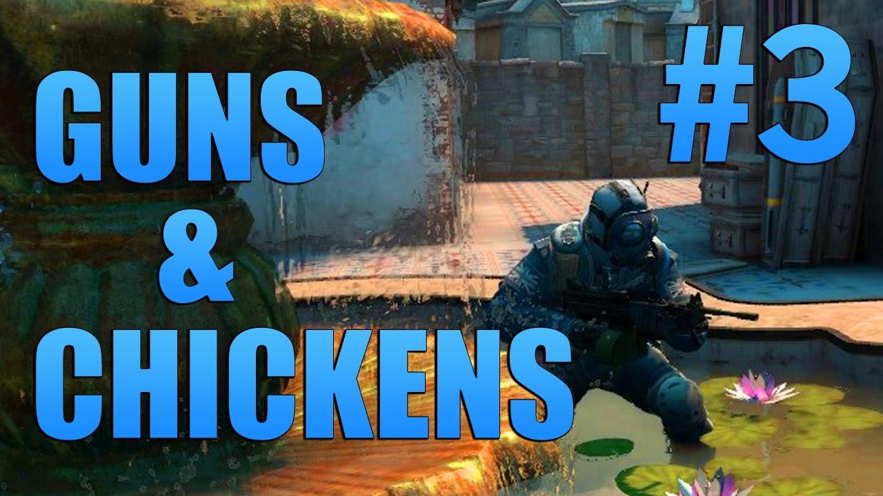 CS:Go Guns & Chickens #3