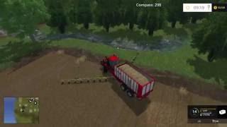 Farm Sim Saturday.... Sweet mod and Somethings weird with the hired help