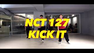 NCT 127 - Kick It dance cover 5 by 方杰/Jimmy dance studio