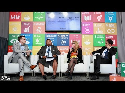 Uniting4Climate Panel at UNGA72 #SDGLive