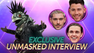 Turtle's First Interview Without The Mask! | Season 3 Ep. 18 | THE MASKED SINGER