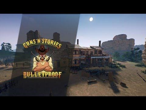 TRAILER : Guns'N'Stories Bulletproof sur Oculus Quest