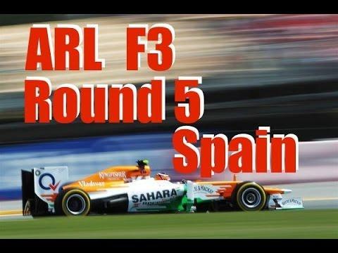    F1 2013    ARL F3 Round 5    Spanish GP    Circuit de Catalunya   