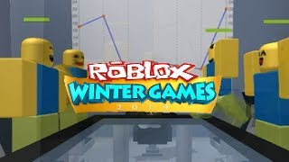 How the ROBLOX Winter Games Were Made.