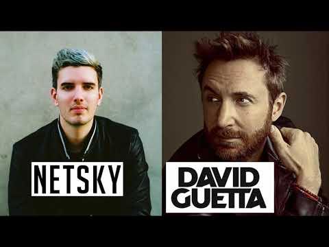 DAVID GUETTA & NETSKY  ID Cold As Ice WORLD PREMIERE   @ Tomorrowland 2018