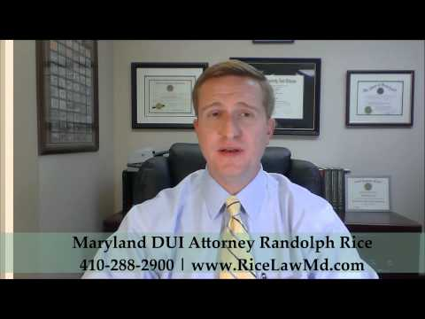 Maryland DUI Lawyer Costs