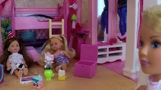 Кукла Ева с двуспальной кроватью Evi Love 2 in 1 Bunk bed with 2 dolls & bedding