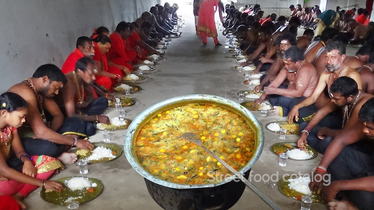Amazing cooking south indian sambar prepared 1000 ayyappa swamys amazing cooking south indian sambar prepared 1000 ayyappa swamys sadhi hindu function street food forumfinder Gallery