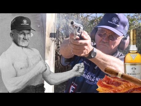 Jerry Miculek- A manly life | A day in the life (4K)