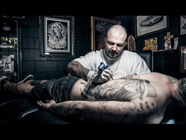 Needles Ink And Lowriders Look Inside The Mind Of Gold Coast Tattoo Artist Nixx Youtube