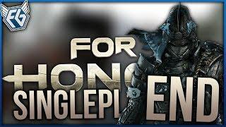 Český GamePlay | For Honor: Single Player - Konec Apollyon