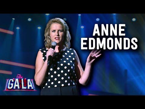 Anne Edmonds - 2017 Melbourne International Comedy Festival Gala