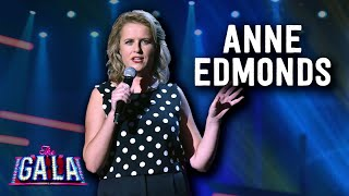 Anne Edmonds - 2017 Melbourne International Comedy Festival Gala