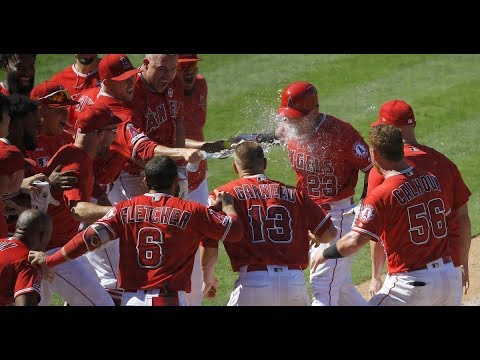 2019 MLB Walkoffs (Part 3)