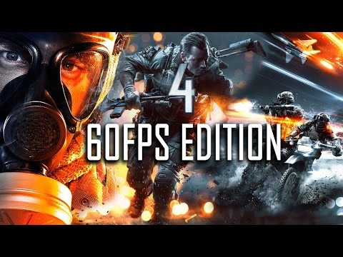 Battlefield 4 (60FPS Edition) Game Movie All Cutscenes 1080p HD