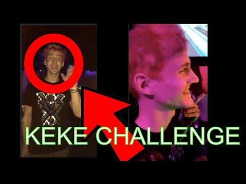 Drunk Ninja Doing The Kiki Challenge On Instagram With Drake! Instagram Video |#kikichallenge