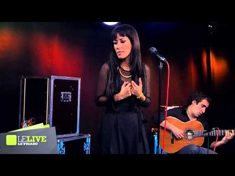 Ana Moura - A case of you (Joni Mitchell) - Le Live
