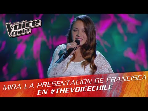 The Voice Chile | Francisca Labraña - Royals