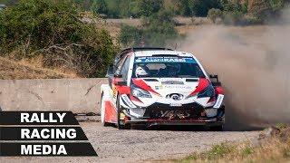 WRC Deutschland 2018 - DAY 3   ACTION & MISTAKES