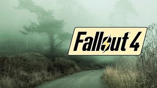 Fallout 4 Ghosts in the Sw lands Settlement Treehouses and Redcoat Ghouls