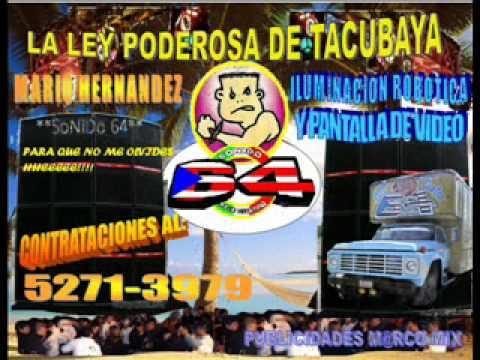 SONIDO 64 ARROLLANDO EL BONGO-M@RCO MIX