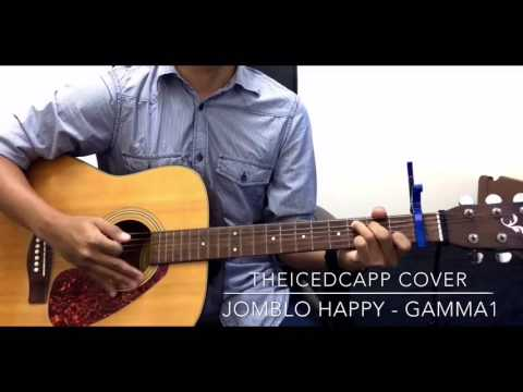 GAMMA1 Jomblo Happy - TheIcedCapp Cover + easy chords