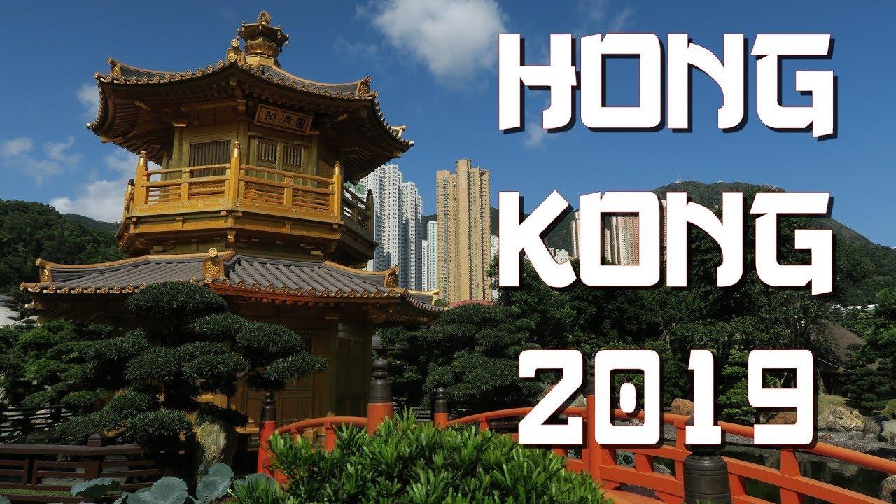 Hong Kong & Macau - Travel music video
