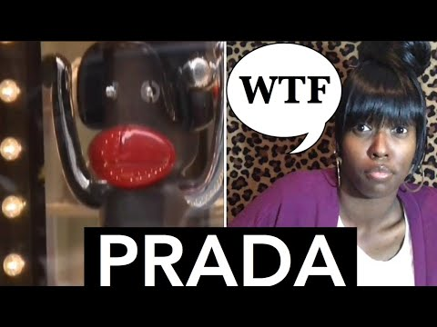 Prada accused of using blackface imagery at NYC store and online