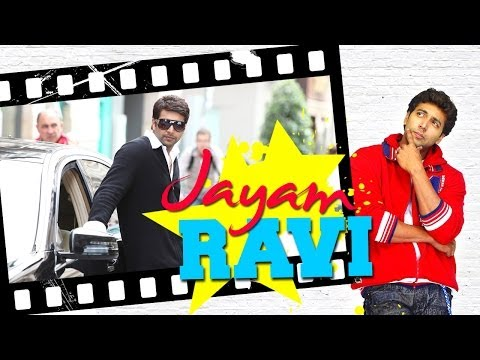 Jayam Ravi Exclusive Interview