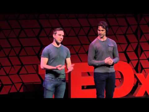 From Tights to Tight Schedules | Patrick Lavoie & Christopher Stalzer | TEDxUofT