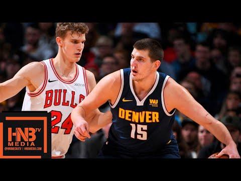 Denver Nuggets vs Chicago Bulls Full Game Highlights | 01/17/2019 NBA Season thumbnail