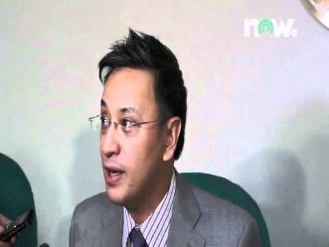 Ambush Interview with House Spokesperson Atty. Miro Quimbo 02-06-12