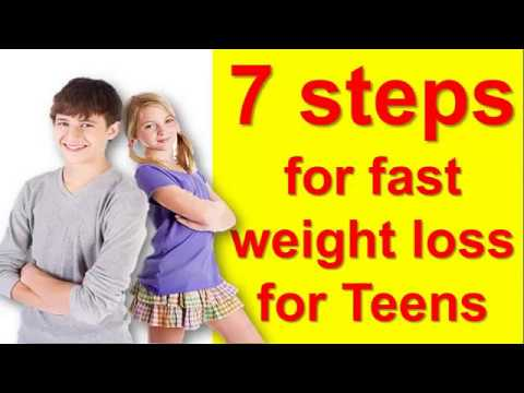 how-to-lose-weight-fast-(teens)